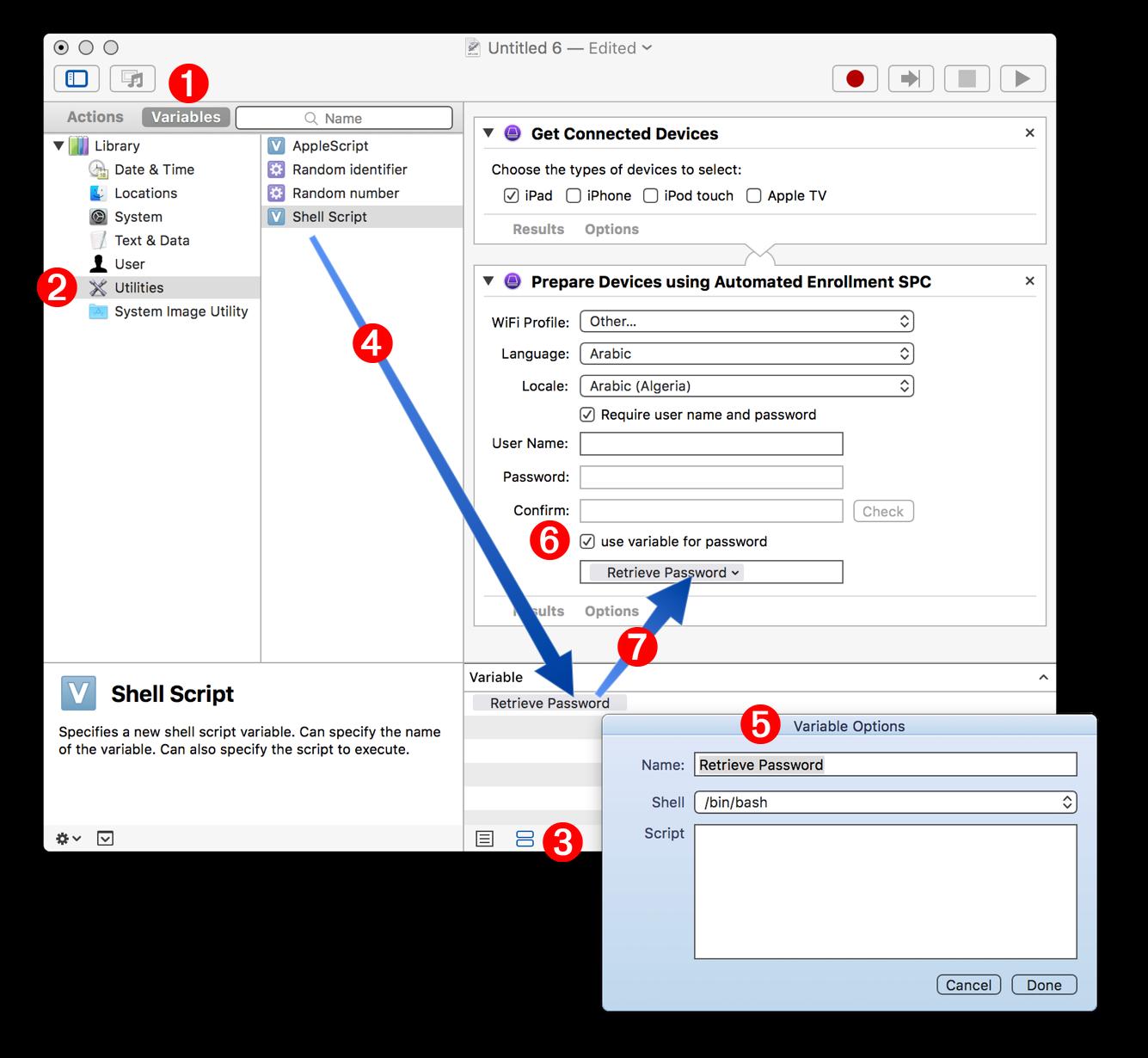 Apple Configurator & Automator: Device Enrollment Program