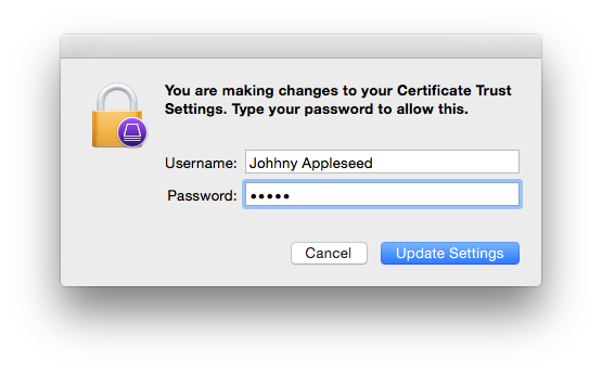 Apple Configurator & Supervision Certificates